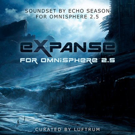 Luftrum Expanse Soundset for Omnisphere 2.5