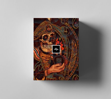 WavSupply E-Trou Mania Drum Kit