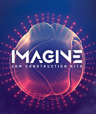Big Fish Audio IMAGINE: EDM Construction Kits