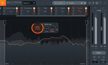 iZotope Neutron Advanced v3.1.0 x64