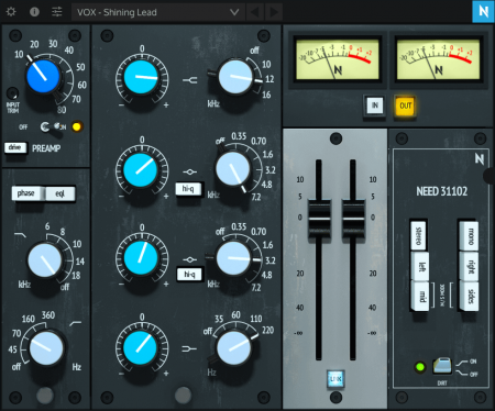 NoiseAsh Need 31102 Console EQ v1.0 x86 x64