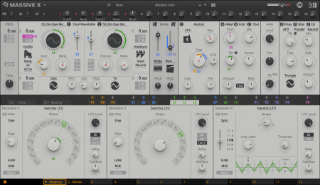 Native Instruments Massive X v1.0.1 x64