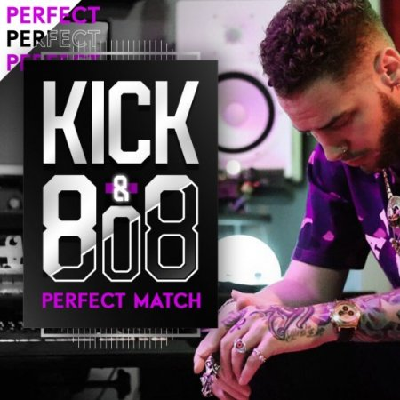 IndustryKits The Perfect Match Kick and 808 Pack