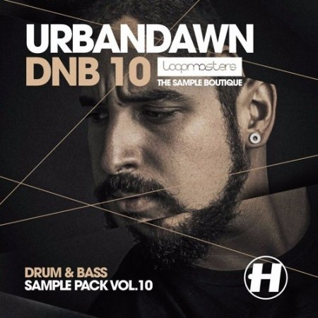 Loopmasters Urbandawn Drum and Bass Vol.10