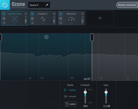 iZotope Ozone 9 Advanced v9.01 x64