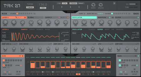 Native Instruments TRK-01 v1.1.1.1 (Reaktor)