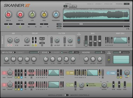 Native Instruments Skanner XT v1.3.0.3 (Reaktor)