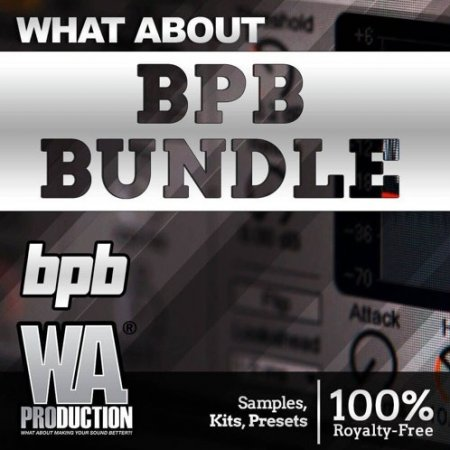 W.A. Production BPB Bundle Future Bass Pop Synthwave