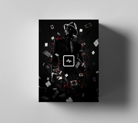 WavSupply - E-Trou Flush Drum and Melody MIDI Kit