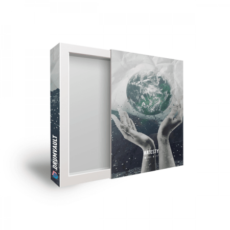 DrumVault Majesty MIDI Kit