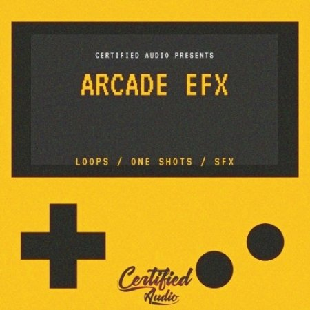 Certified Audio Arcade EFX