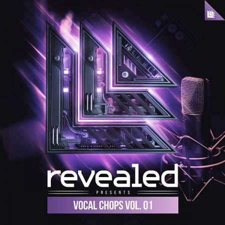Alonso Sound Revealed Vocal Chops Vol. 1