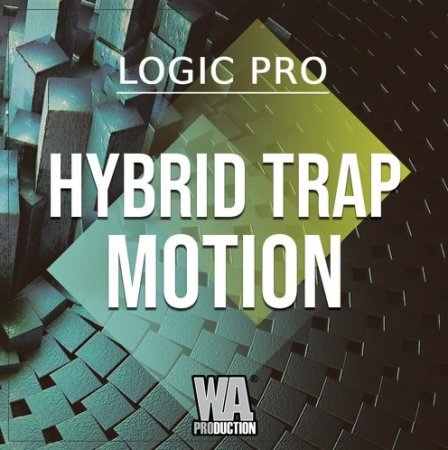 W.A. Production Hybrid Trap Motion Logic Pro X Template