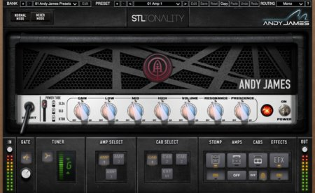 STL Tonality Andy James v1.0.1 x86 x64
