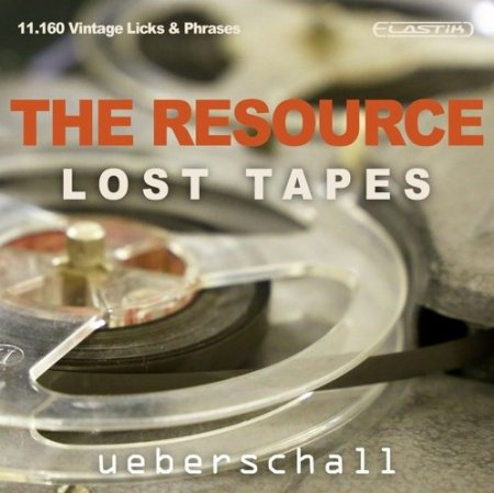 Ueberschall The Resource - Lost Tapes (Elastik)