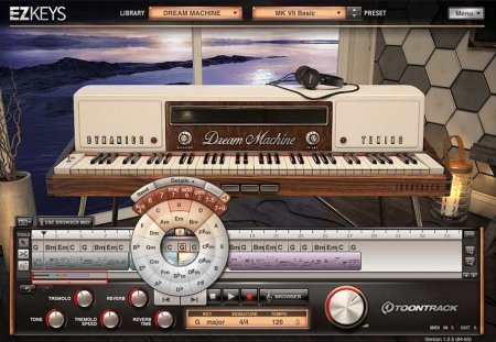 Toontrack EZkeys Dream Machine v1.0.0 x86 x64