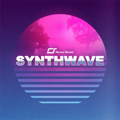 Reveal Sound Synthwave Pack Vol.1