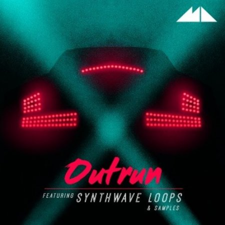 ModeAudio Outrun - Synthwave Loops
