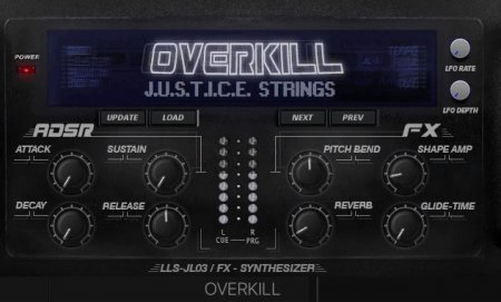 Luxury Sound Society Overkill VST v1.0 x64