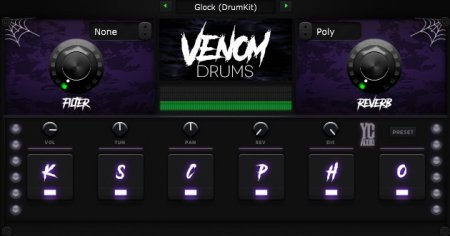 YC Audio Venom Drums x86 x64
