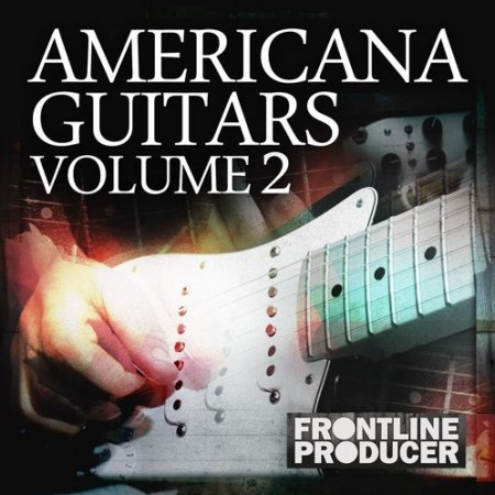 Frontline Producer Americana Guitar Licks And Riffs 2