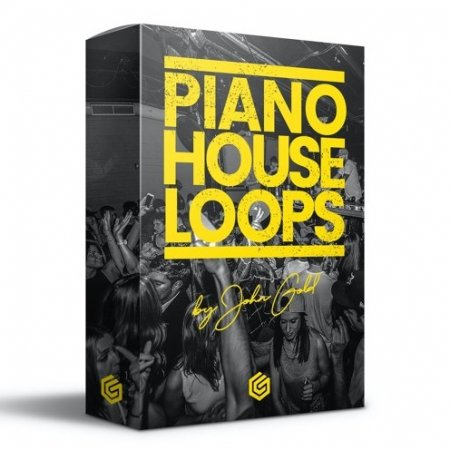 John Gold - Piano House Loops