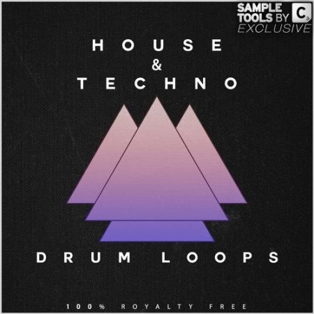 Sample Tools by Cr2 House and Techno Drum Loops