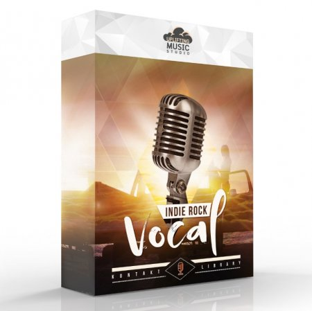 Uplifting Music Studio Indie Rock Vocal (KONTAKT)