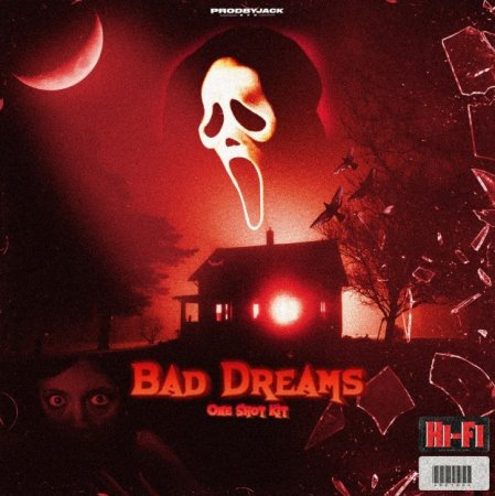 ProdbyJack Bad Dreams One Shot Pack