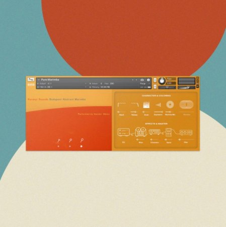 Karanyi Sounds Budapest Abstract Marimba v1.4 (KONTAKT)