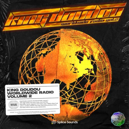Splice Sounds King Doudou Worldwide Radio Vol. 2 Sample Pack