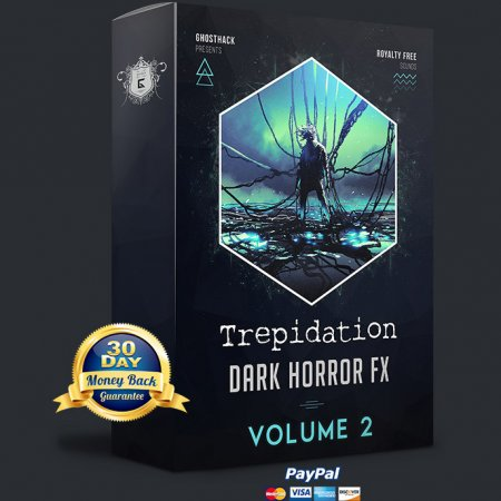 Ghosthack Trepidation - Dark Horror FX Vol. 2