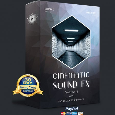 Ghosthack Cinematic Sound FX 2