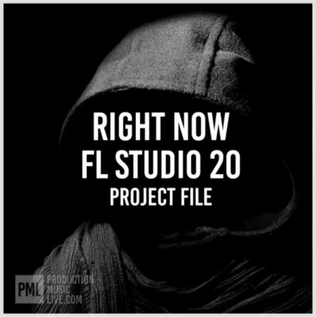 Production Music Live Right Now FL Studio Trap Project File