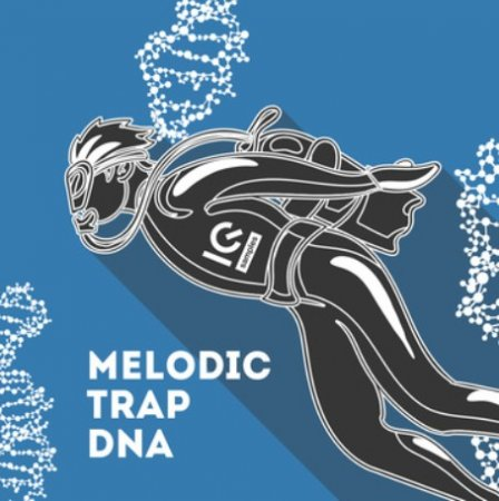 IQ Samples Melodic Trap DNA