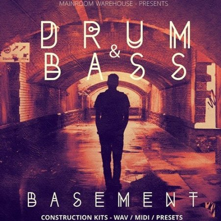 Mainroom Warehouse Drum And Bass Basement