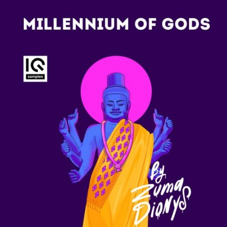 IQ Samples Millennium Of Gods