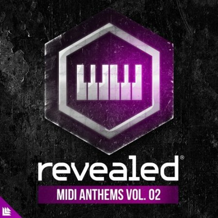 Revealed Recordings Revealed MIDI Anthems Vol 2