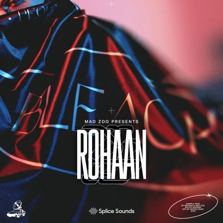 Splice Sounds MAD ZOO presents Rohaan Sample Pack
