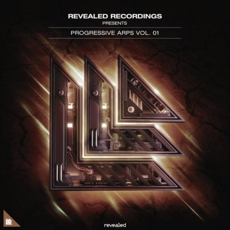 Revealed Recordings Revealed Progressive Arps Vol 1