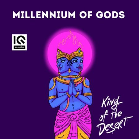 IQ Samples Millenium Of Gods King Of The Desert
