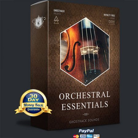 Ghosthack Sounds Orchestral Essentials
