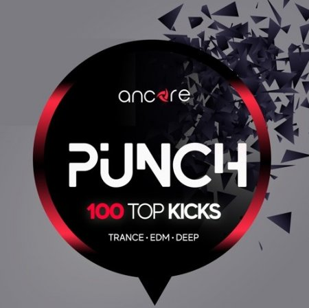Ancore Sounds PUNCH 100 Top Kicks