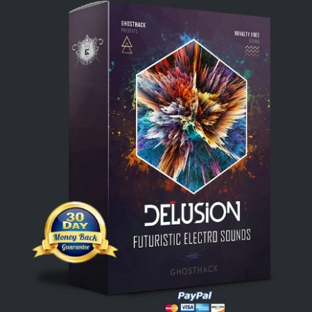 Ghosthack Delusion - Futuristic Electro Sounds