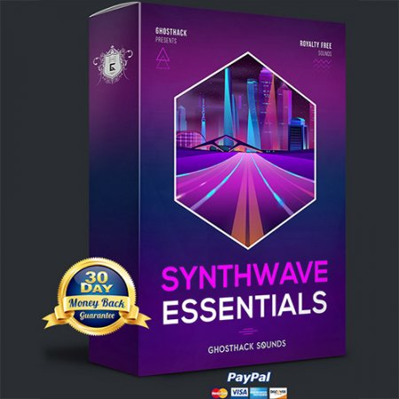 Ghosthack Sounds Synthwave Essentials