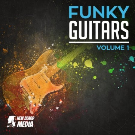 New Beard Media Funky Guitars Vol 1