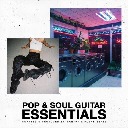 Mantra - Pop & Soul Guitar Essentials