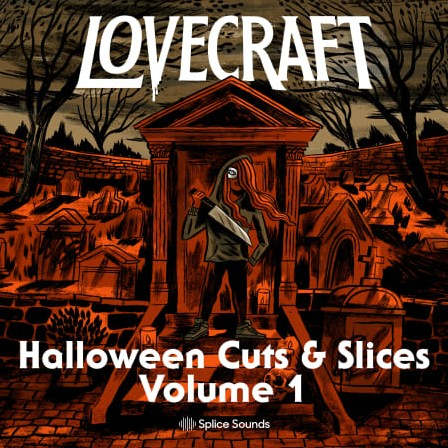 Splice Lovecraft Halloween Cuts And Slices Volume 1