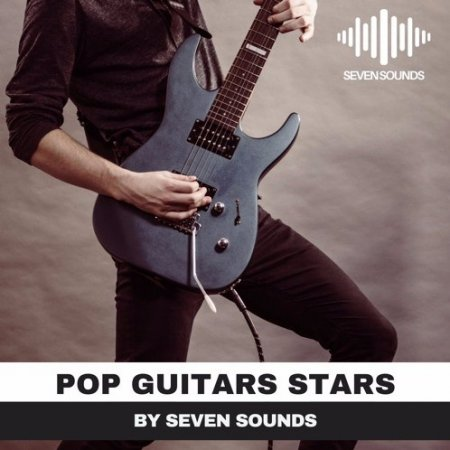 Seven Sounds Pop Guitars Stars