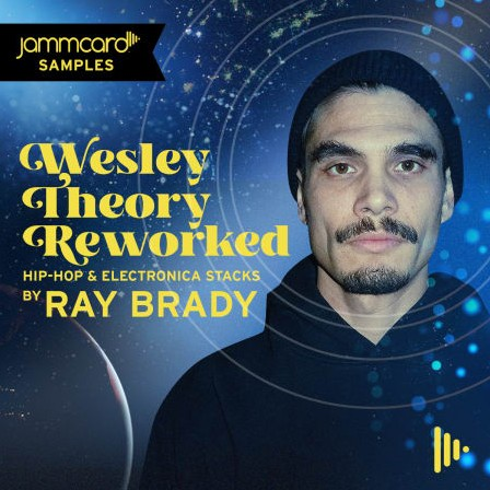 Jammcard Samples Wesley Theory Reworked Hip-Hop & Electronica Stacks by Ray Brady